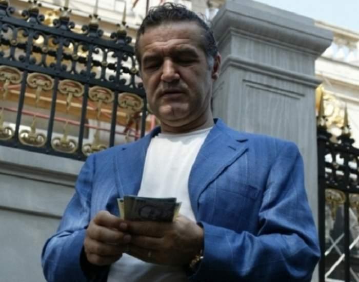 Ce gest incredibil a făcut Gigi Becali pentru puşcăria în care a fost închis!