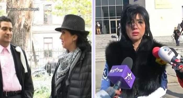 VIDEO / Adriana Bahmuţeanu a făcut recurs la ordinul de restricţie! Primele declaraţii de la tribunal!