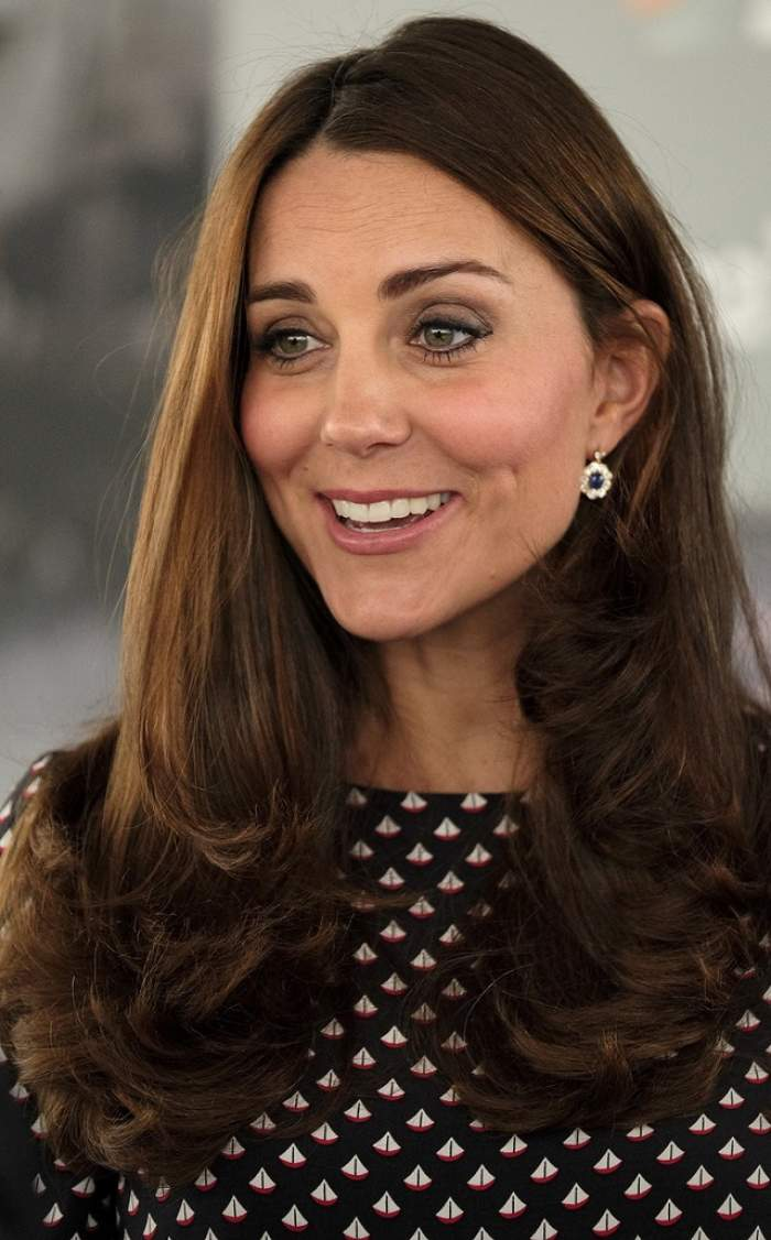 Ce mare s-a făcut! Cum arată Kate Middleton în trimestrul al doilea de sarcină