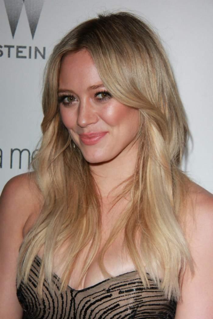 E oficial! Hilary Duff a depus actele de divorţ şi vrea custodia copilului