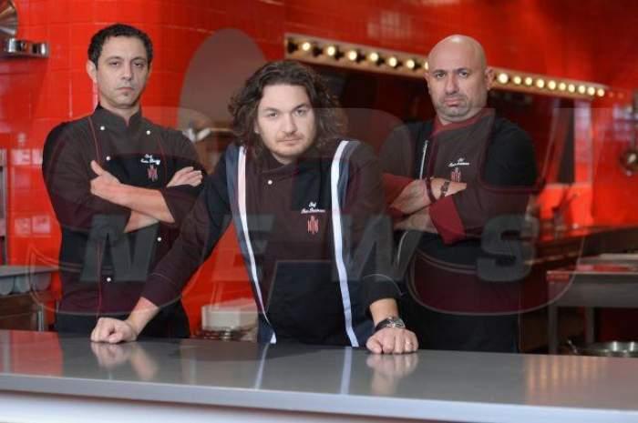 """""""Hell's Kitchen – Iadul bucătarilor"""" revine la Antena 1 cu un nou sezon: """"Le-am pregătit concurenţilor probe noi!"""""""