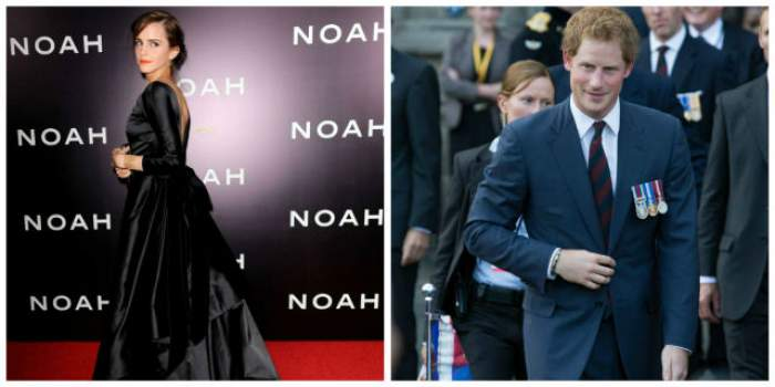 Prima declaraţie a Emmei Watson despre presupusa idilă cu Prinţul Harry! Află ce a spus actriţa!