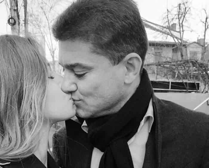 Cristian Boureanu, îndrăgostit până peste cap! Ce cadou i-a făcut iubitei de Dragobete