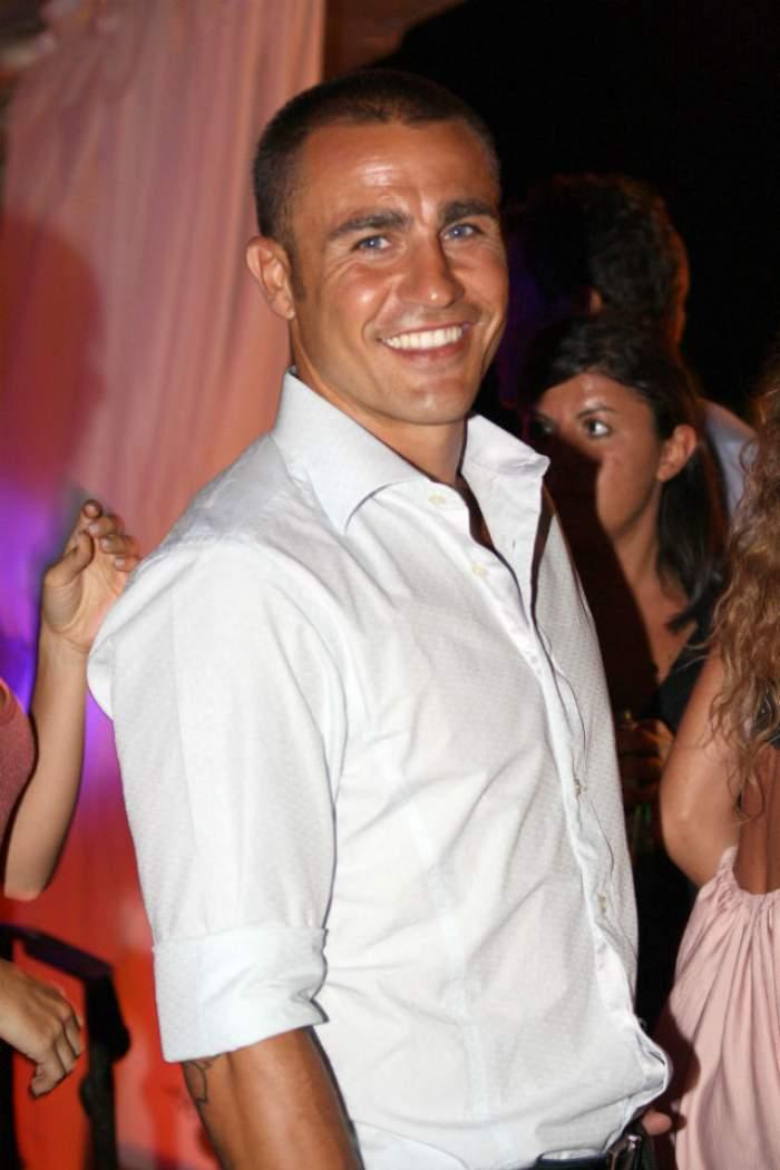 Şoc! Campionul mondial, Fabio Cannavaro, condamnat la închisoare