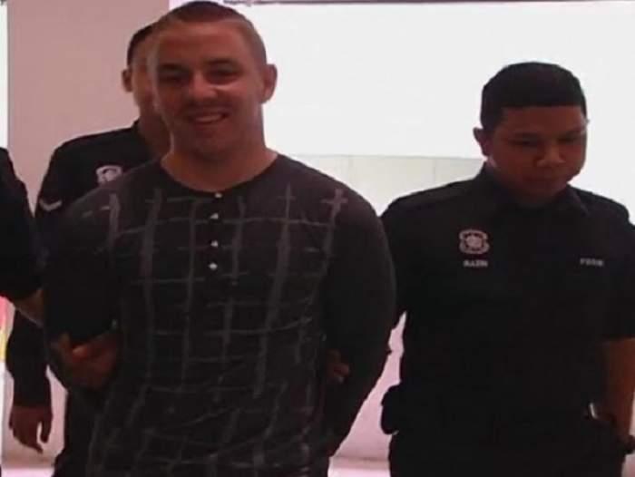VIDEO / Românul condamnat la moarte în Malaezia va fi executat! Care au fost ultimele cuvinte ale lui Ionuţ