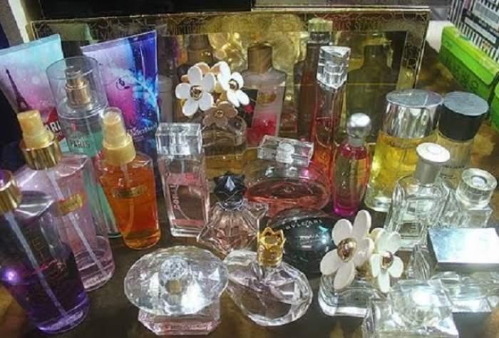 INEDIT! Ce să faci cu sticluţele de parfum goale