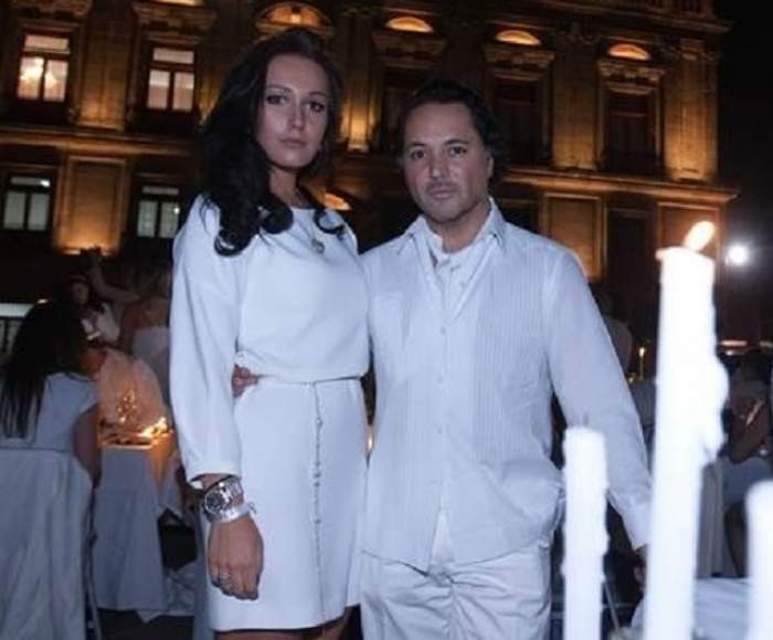 EXCLUSIV! Milionarul Hector Bitar de la Pena, învins la Bucureşti! Decizie incredibilă pentru frumoasa Irina Cristescu