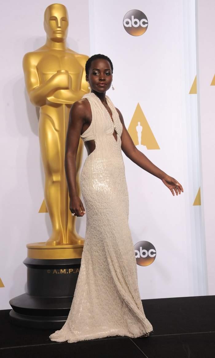 Rochia de la Oscar, în valoare de 150.000 $, a fost găsită! Motivul halucinant pentru care a fost furată