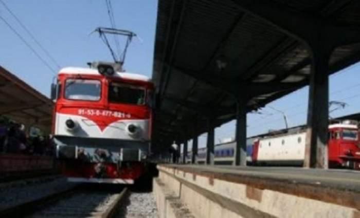Tragic! Un bărbat a fost călcat de tren în apropiere de gara din Chiajna
