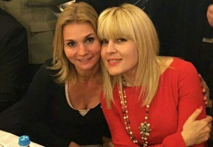 Dezvăluiri de după gratii! Elena Udrea a fost vizitată în arest de prietena ei, Ruxandra Dragomir