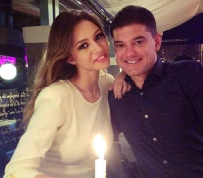 Cristian Boureanu şi iubita, ţinute identice! Cum se poartă cei doi îndrăgostiţi când ies în lume