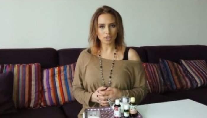 VIDEO / Ai ten acneic? Adina Halas îţi propune o cremă pe care o poţi face tu acasă!