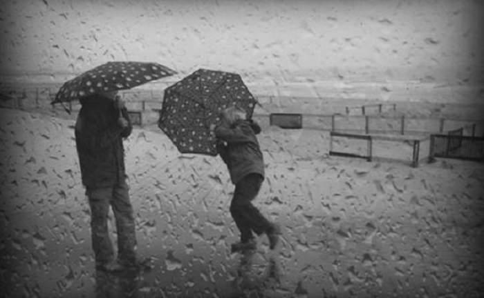 VIDEO / Meteorologii lansează avertismente dure! Ce se întâmplă acum cu vremea
