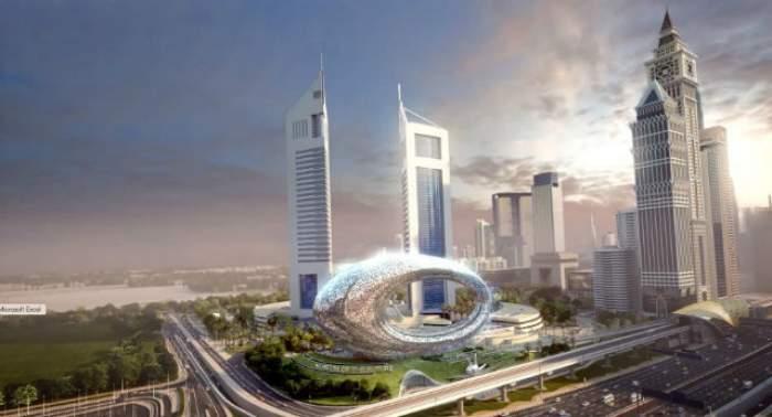 FOTO / Impresionant! Uite cum va arăta Muzeul Viitorului din Dubai!