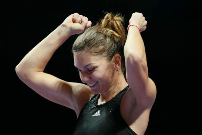 Simona Halep îi dedică victoria de la Indian Wells vărului ei care s-a sinucis