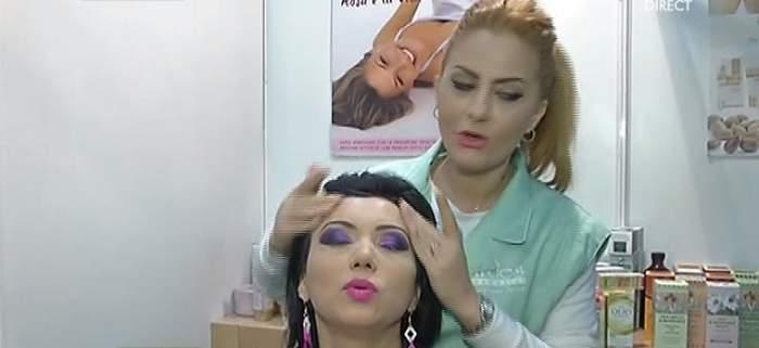 Adriana Bahmuţeanu, răsfăţ regesc la salonul de cosmetică! Pentru cine se aranjează prezentatoarea