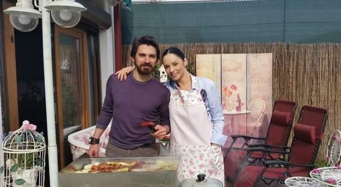 """Andreea Marin şi Tuncay au plecat din România! Unde au fugit """"Zâna"""" şi soţul ei"""