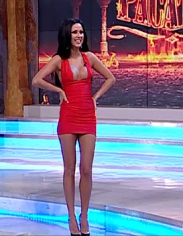 """Daniela Crudu, criticată, în direct: """"Ţi-a crescut fundul!"""""""