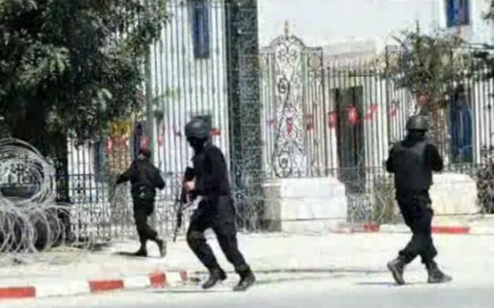 VIDEO/ Primele imagini din timpul atacului din Tunisia! Copiii erau îngroziţi