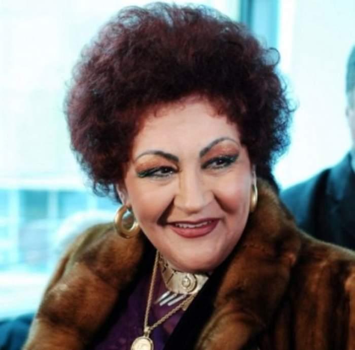 Soţul e pe patul de spital, ea rupe pingelele! Elena Merişoreanu petrece mai ceva ca o tinerică
