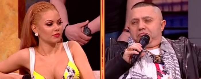 "VIDEO / Beyonce de România fierbe! Nicolae Guţă: ""Narcisa e o femeie de nota zece, nu ca tine!"""