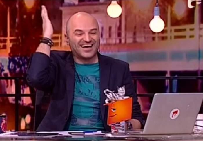 """Reacţia fabuloasă a lui Capatos când a văzut ştirea de pe Spynews.ro, dedicată lui: """"Nu mai iau bătaie în seara asta!"""""""