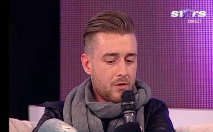 """Mihai Chiţu suferă din dragoste? """"Am tras un bilet necâştigător"""""""