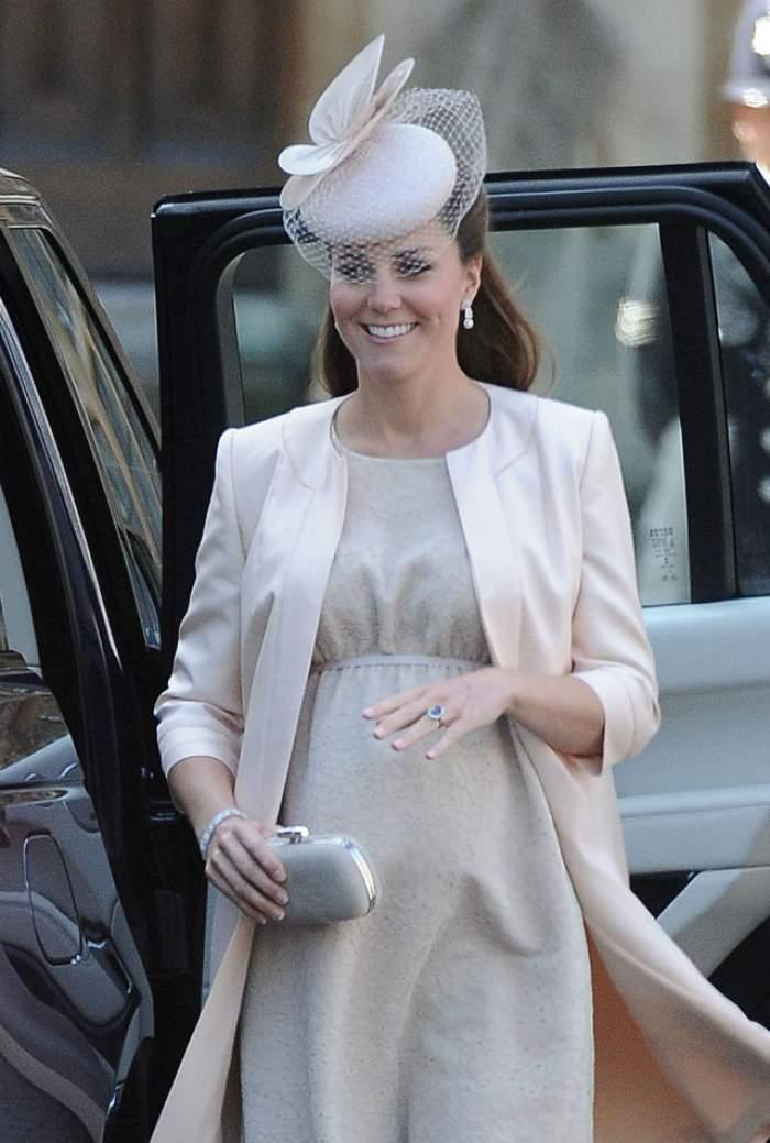 Clipe de panică la palat! Kate Middleton, de urgenţă la spital