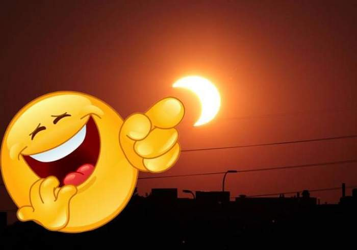 BANCURI cu ECLIPSA de SOARE: De ce îşi iau oltenii ochelari de eclipsă?