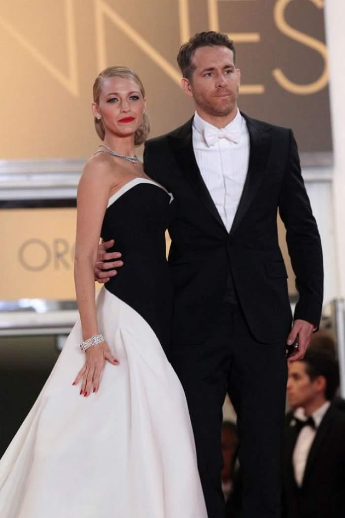 Ryan Reynolds şi Blake Lively au ales numele pentru fetiţa lor! Nimeni nu se aştepta să o numească astfel