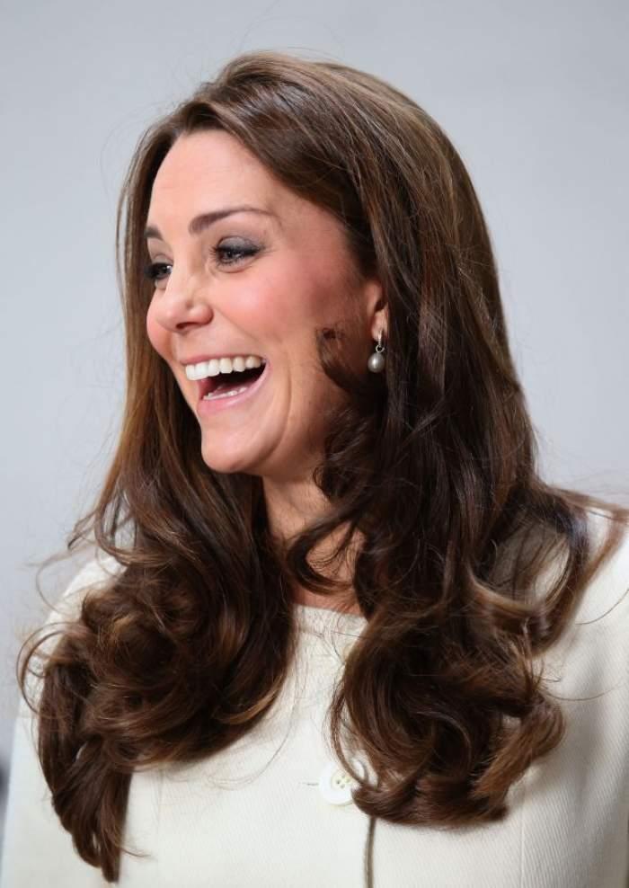 Kate Middleton a născut?