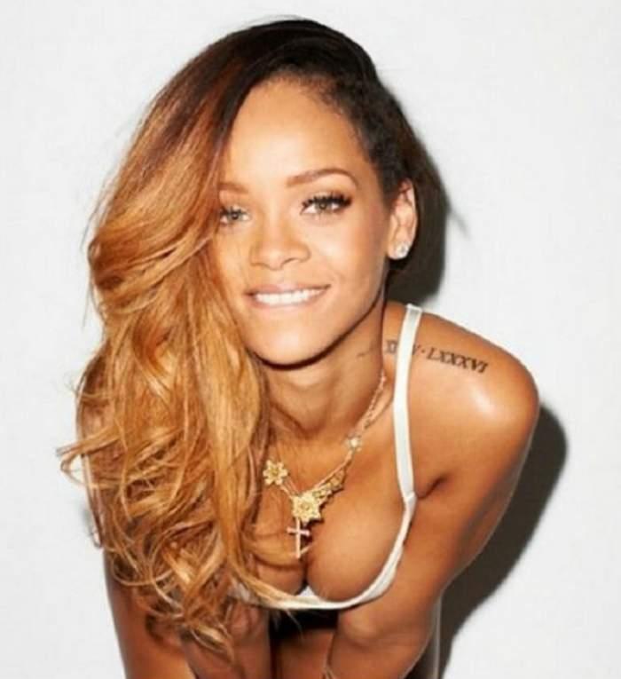 """Rihanna nu poate să treacă peste Chris Brown? """"Sunt îndrăgostită de bestie"""""""