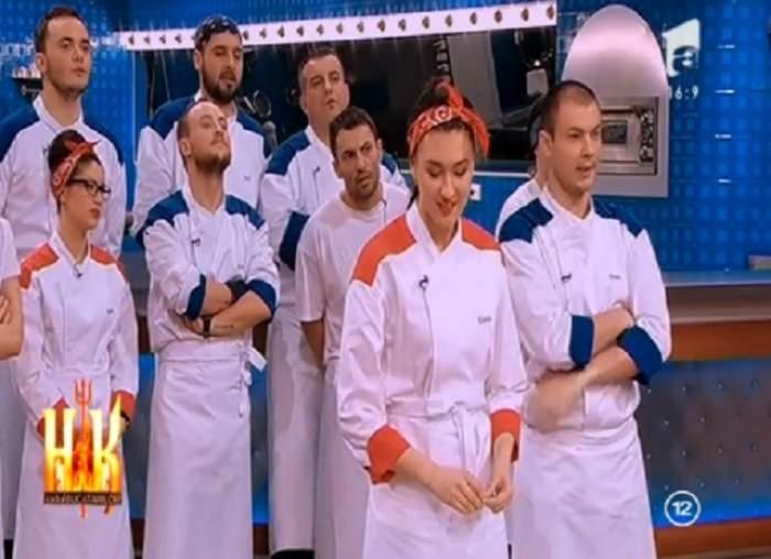"""VIDEO / Ocolul pământului în 60 de minute! Uite ce probă au primit concurenții de la """"Hell's Kitchen - Iadul bucătarilor"""" de data aceasta!"""