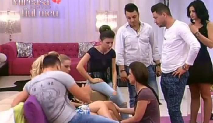 """VIDEO / Cristian le-a dat startul! Un alt concurent a sărit gardul """"Mireasă pentru fiul meu"""""""