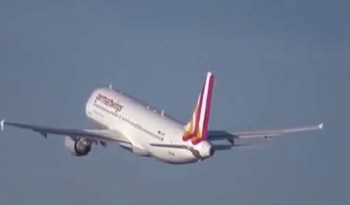 Primul martor al tragediei aviatice din Franţa! Ce s-a întâmplat cu puţin timp înainte de prăbuşirea aeronavei Airbus A320