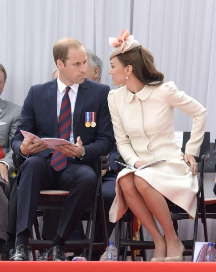 Kate Middleton şi Prinţul William, la un pas de divorţ?
