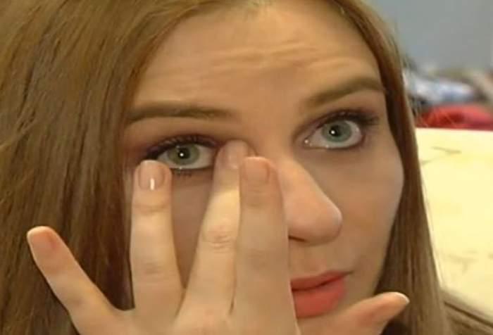 Adina Buzatu, în lacrimi! Nu s-a putut stăpâni când a vorbit despre tatăl ei mort!