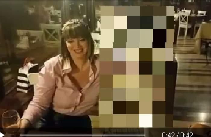 VIDEO / Oana recunoscut! Soţia lui Viorel Lis a dezvăluit identitatea amantului