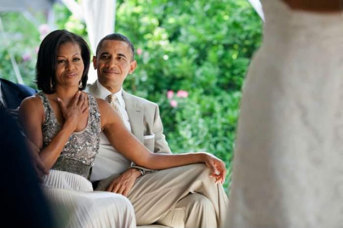 VIDEO / Michelle Obama a şocat o lume întreagă! Vezi cum a arătat la ultima apariţie