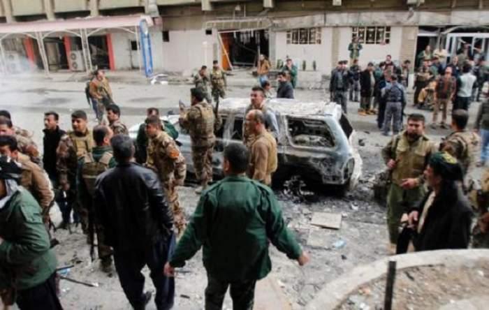 ÎNGROZITOR! Atentat sinucigaş, soldat cu trei morţi şi opt răniţi, între care un deputat