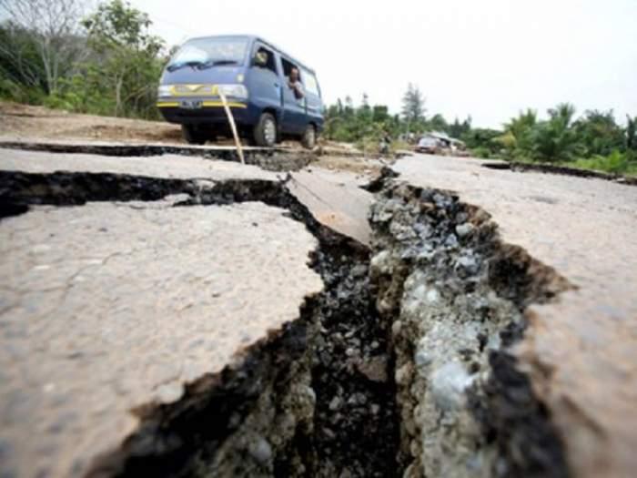 Panică în rândul populaţiei! Cutremur de 6,4!