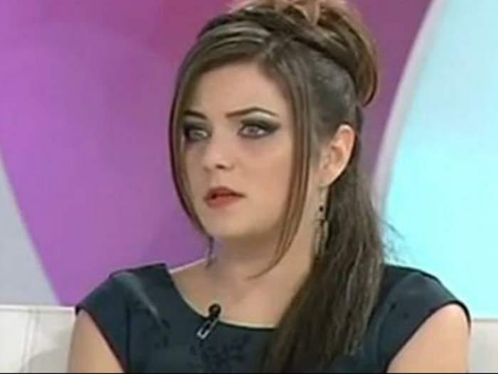 """Cristina, fostă concurentă la """"Mireasă pentru fiul meu"""", s-a schimbat RADICAL! Este mult mai cochetă şi are un decolteu năucitor"""