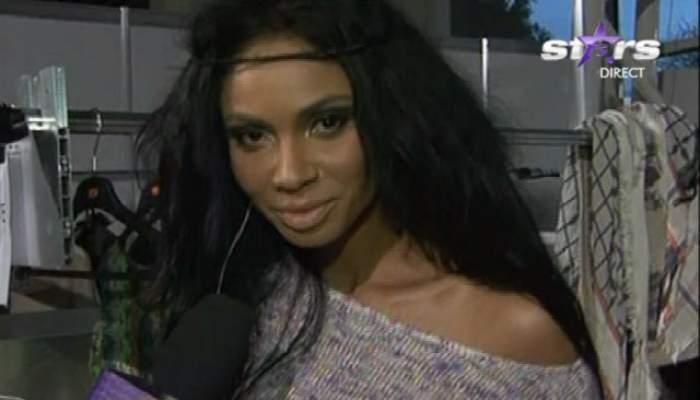 """Scandalul piesei """"furate"""" nu o opreşte pe Laurette: """"Am filmat un videoclip de care sunt foarte mândră!"""""""