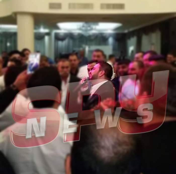VIDEO / EXCLUSIV Imagini inedite de la petrecerea anului! Ce a spus Florin Salam despre boala lui, în faţa tuturor!