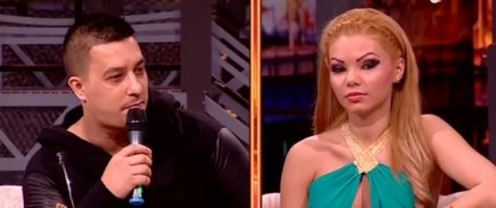 """VIDEO / """"Prinţul Banatului"""" sare la gâtul lui Beyonce de România: """"L-ai distrus pe Guţă! Plânge întruna!"""""""