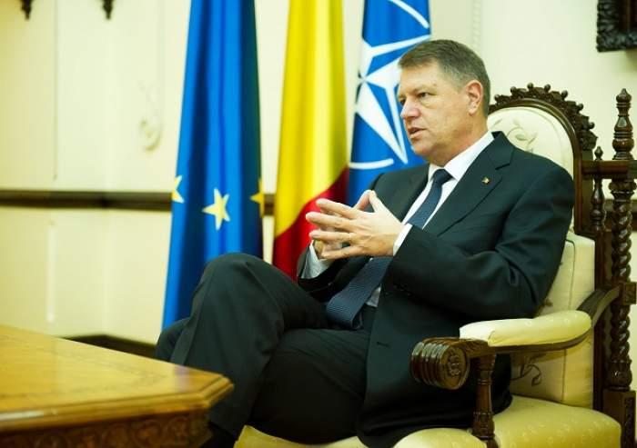 VIDEO / Mesajul lui Klaus Iohannis cu ocazia zilei de 8 Martie! Ce le-a urat preşedintele ţării doamnelor şi domnişoarelor