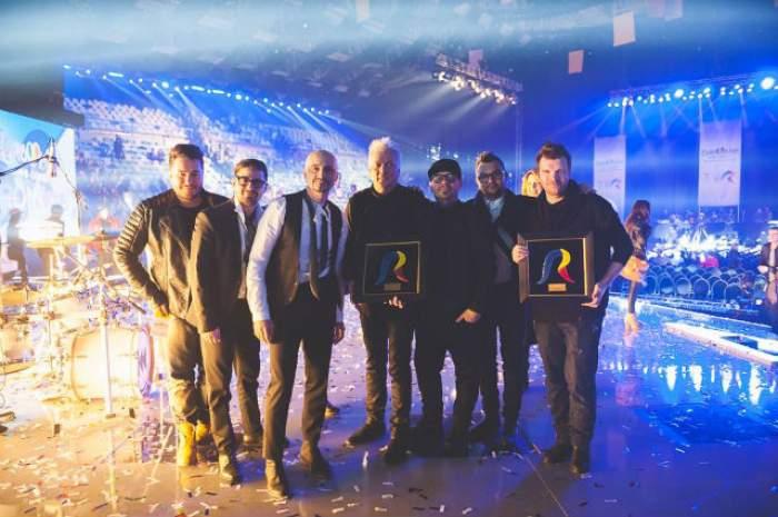 EUROVISION 2015 /  Mesajul trupei Voltaj după ce a câştigat finala naţională Eurovision