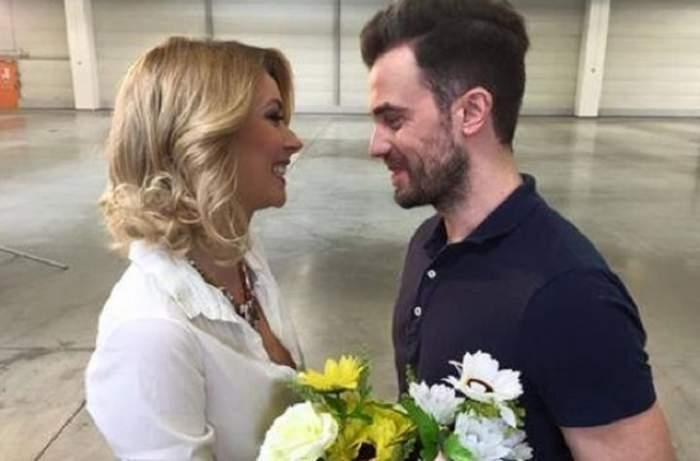 Prima reacţie a lui Aureliu Surulescu, după ce s-a aflat că se căsătoreşte cu Diana Dumitrescu