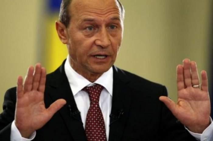 Ginerele lui Traian Băsescu a ajuns la Poliţie în a doua zi de Paşte