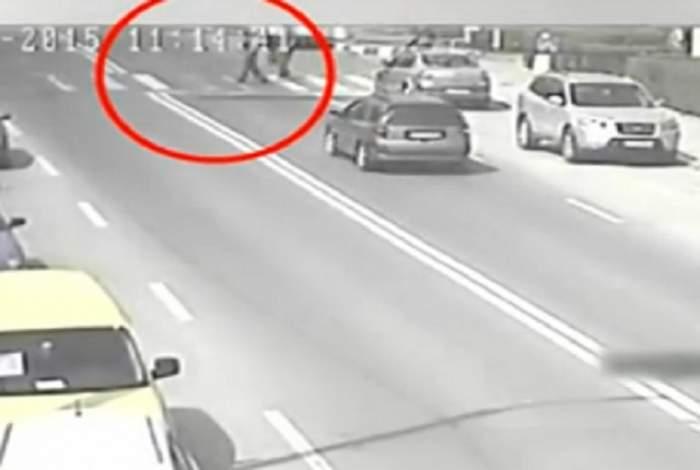 Accident grav în Năvodari! Un bărbat a fost izbit de un vitezoman pe trecerea de pietoni